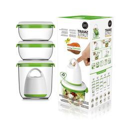 FOSA: Smart Food Vacuum System Standard Kit