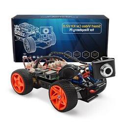 SunFounder Smart Video Car for Raspberry Pi 3/2/B+