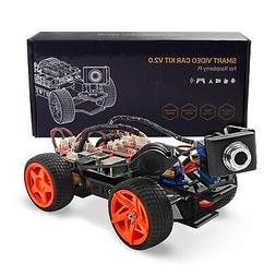 SunFounder Smart Video Car w/ SD card and Raspberry Pi 3