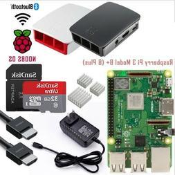 Starter Kit - Raspberry Pi 3 B / Plus -