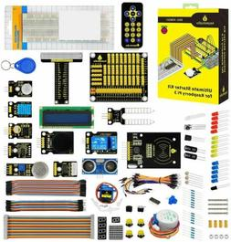 KEYESTUDIO Electronic Sensor Learning Starter Kit for Raspbe
