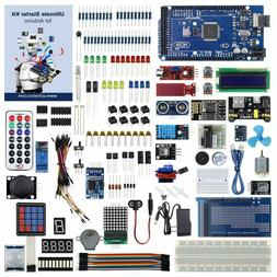 UCTRONICS Ultimate Starter Kit for Arduino with