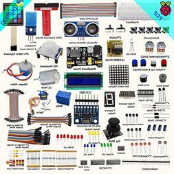 Adeept New Ultimate Starter Learning Kit for Raspberry Pi 3