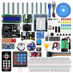 UNO Project Super Starter Kit For Arduino R3 Mega2560 Mega32