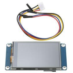 "US 2.4""HMI TFT 5V 90mA Touch Display Panel Module Arduino Ra"