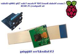 US Camera Module Board 5MP Webcam Video 720p 1080p+Holder fo