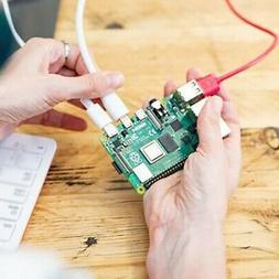 US Raspberry Pi3 Model B Board WiFi Bluetooth Motherboard Si