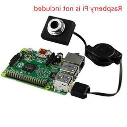 USB camera for raspberry Pi 2 model B/B+/A+ not require driv