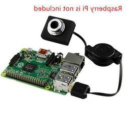 USB camera for raspberry Pi 2 model B/B+/A+ not require driv