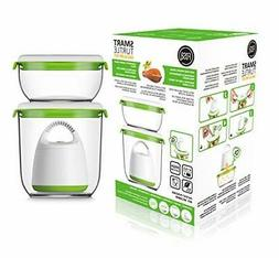 FOSA Vacuum Food Storage System Reusable Container Starter S