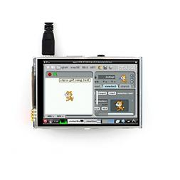 Waveshare 3.5inch RPi LCD  320480 Resoution Touch Screen IPS