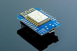 ACROBOTIC WeMos ESP8266 D1 Mini V2 IoT Kit 5-Piece Arduino N