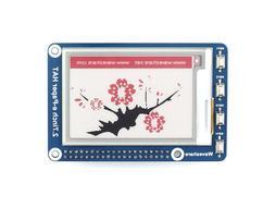 Tri-Color 2.7inch e-paper Hat B e-lnk Display 264x176 SPI fo
