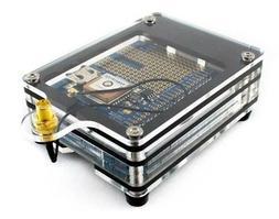 Zebra Adafruit GPS HAT Case for Raspberry Pi3B+, Pi 3, B+, o