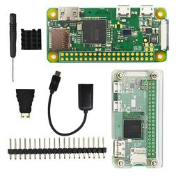 Raspberry Pi Zero W starter kit 1GHz CPU 512MB RAM with WI-F