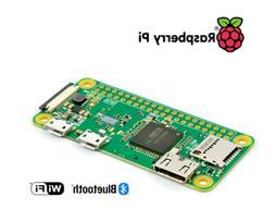 Raspberry Pi Zero W  Wireless with Bluetooth 4.1 and WiFI